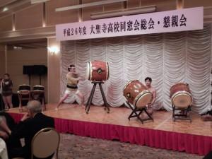 太鼓の演奏5